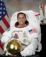 "NASA Astronaut Joseph Acaba 8""x10"" Full Colour Portrait"